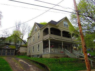 Multi Family 2-4 S-Closed/Rented: 183 McKinley Avenue