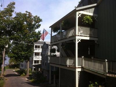 Chautauqua NY Condo/Townhouse Sold: $248,344