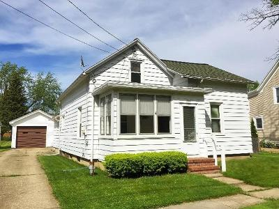 Single Family Home Sold: 324 Franklin Avenue