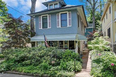 Chautauqua Single Family Home A-Active: 15 Haven Avenue