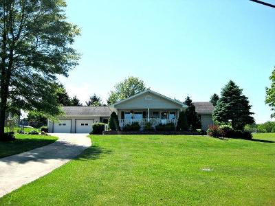 Chautauqua County Single Family Home A-Active: 2701 East Shadyside Road East