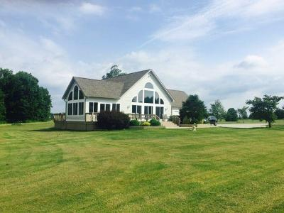 Single Family Home P-Pending Sale: 1451 Big Tree Sugar Grove Road