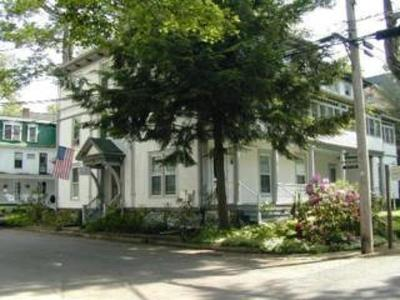 Chautauqua Institution Condo/Townhouse A-Active: 33 Miller #32