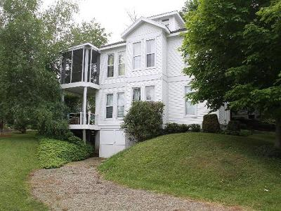 Chautauqua Institution Single Family Home A-Active: 96 Stoessel Avenue