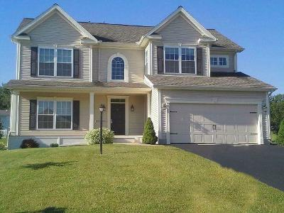 Single Family Home P-Pending Sale: 949 Pewter Rock