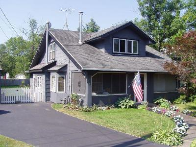 Angola NY Single Family Home Sold: $119,000