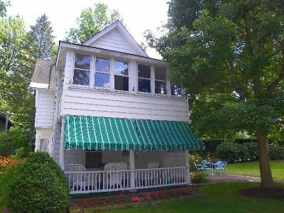 Chautauqua NY Single Family Home A-Active: $344,000