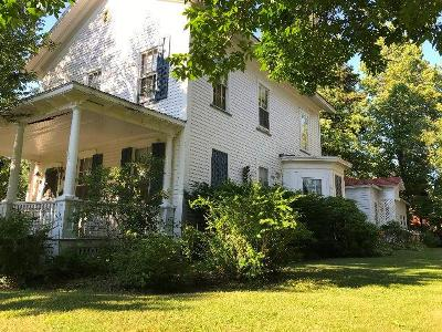 Westfield NY Single Family Home Sold: $95,000