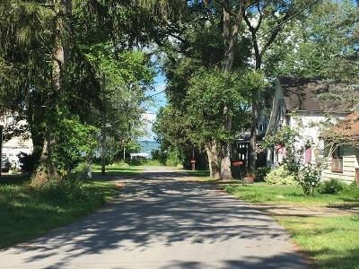 Residential Lots & Land A-Active: Willow Avenue