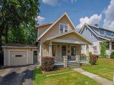 Jamestown Single Family Home A-Active: 70 Woodworth Avenue
