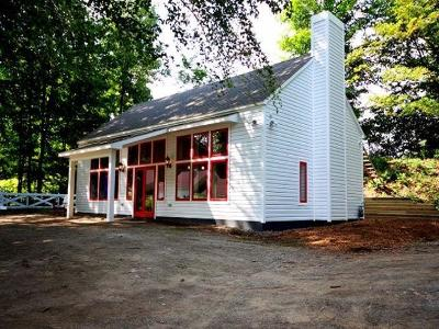 Single Family Home A-Active: 4076 West Lake Road