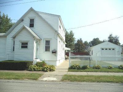 Dunkirk Single Family Home A-Active: 530 Leopard Street