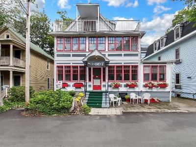 Chautauqua Institution Multi Family 2-4 A-Active: 9 Roberts Ave. (12 S. Terrace Ave.)