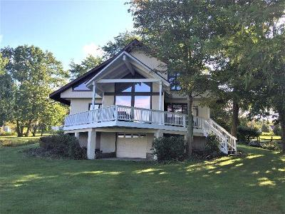 Chautauqua County Single Family Home A-Active: 3719 Crestview Drive
