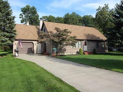 Westfield NY Single Family Home Sold: $160,000