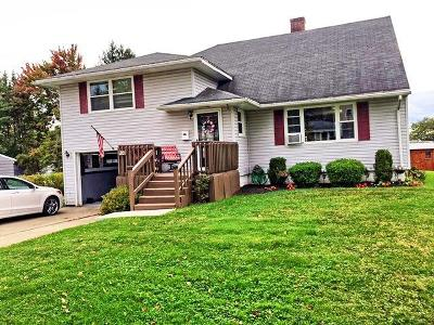 Jamestown NY Single Family Home A-Active: $119,900