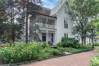 Chautauqua Institution Single Family Home C-Continue Show: 38 Clark Avenue