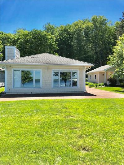 Chautauqua County Single Family Home A-Active: 4557 Warners Bay