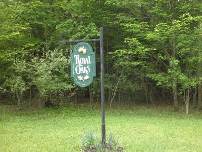 Chautauqua County Residential Lots & Land A-Active: Royal Oaks Drive Howard Ave/Royal Oak Dr - Lot 1a