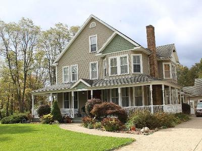 Pomfret NY Single Family Home A-Active: $335,000