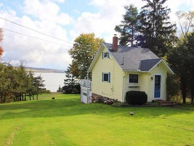North Harmony NY Single Family Home Sold: $110,000