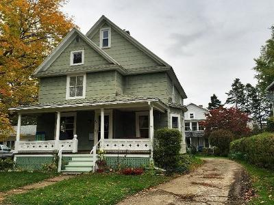 Single Family Home Sold: 67 & 67.5 Maple Avenue