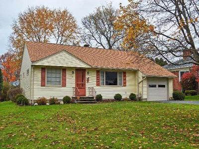 Jamestown NY Single Family Home A-Active: $64,000