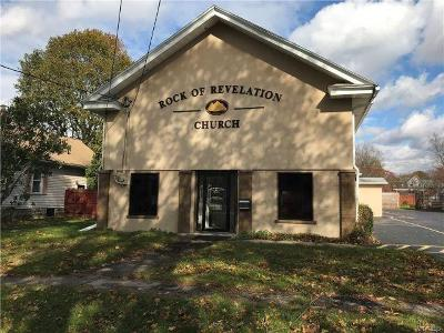 Olean Single Family Home A-Active: 1009 Griffin Street