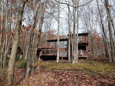 Ellicottville NY Single Family Home A-Active: $399,000
