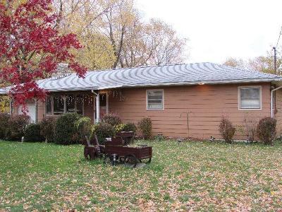 Single Family Home A-Active: 1501 Adams