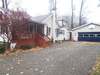 Westfield Single Family Home A-Active: 7619 Bliss Road