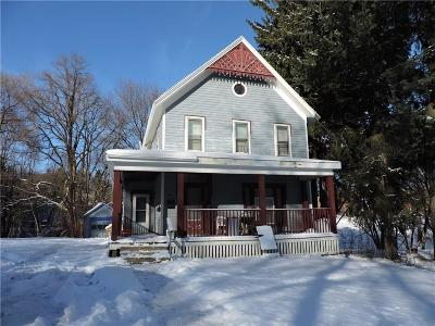 Jamestown Multi Family 2-4 A-Active: 82 Barrett Avenue