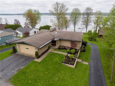 Chautauqua County Single Family Home A-Active: 3611 Overlook Terrace
