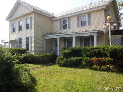 Boonville NY Single Family Home For Sale: $50,000