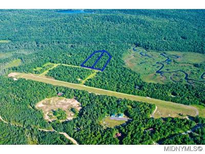 Old Forge NY Residential Lots & Land A-Active: $174,000