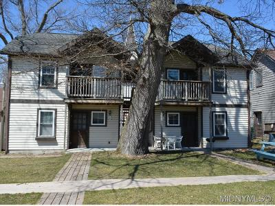 Sylvan Beach Multi Family Home For Sale: 713 Park Avenue