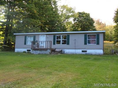 Mobile Home Sold: 9929 Crowell Rd.