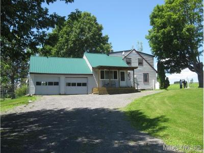 Herkimer County Single Family Home A-Active: 931 State Route 170