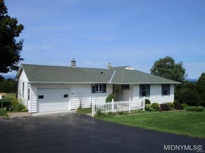 Single Family Home Sold: 8645 Red Hill Rd.