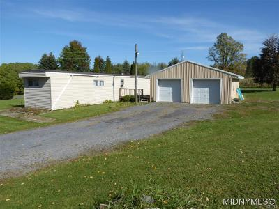 Mobile Home Sold: 1772 Brothertown Rd.