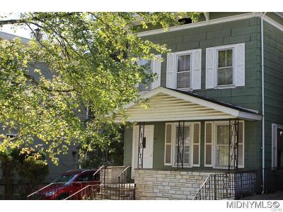 Herkimer County Single Family Home A-Active: 30 Furnace Street