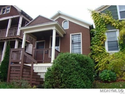Utica Single Family Home A-Active: 1249 Lincoln