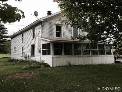 Boonville NY Single Family Home A-Active: $47,500