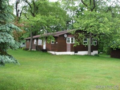 Forestport NY Single Family Home Sold: $130,000