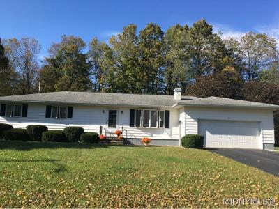 Herkimer County Single Family Home A-Active: 4 Forge Hill Drive