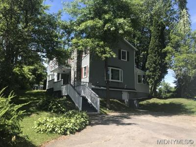Herkimer County Single Family Home A-Active: 1034 Steuben Hill Road