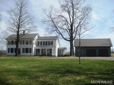 Herkimer County Single Family Home A-Active: 103 Park Avenue