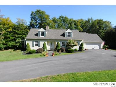 Single Family Home For Sale: 13 Slaytonbush Ln