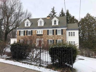New Hartford Single Family Home A-Active: 68 Paris Road