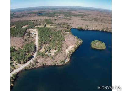 Forestport NY Residential Lots & Land A-Active: $389,900